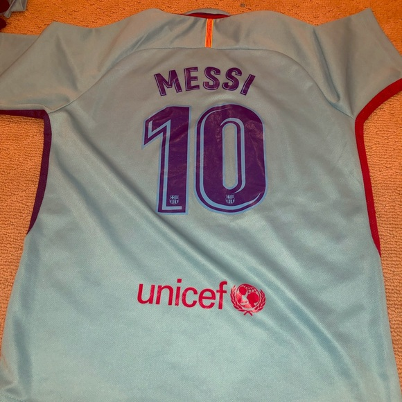 reputable site 22b9a 8f2c0 Youth - Messi Soccer Jersey and Shorts